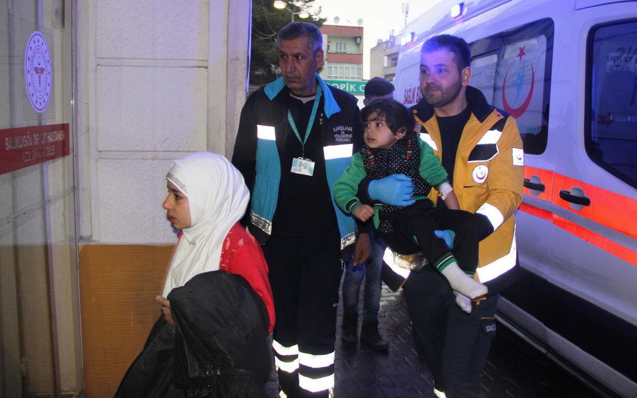 Şanlıurfa'da soba zehirlenmesi! Suriyeli anne ve 5 çocuğu...