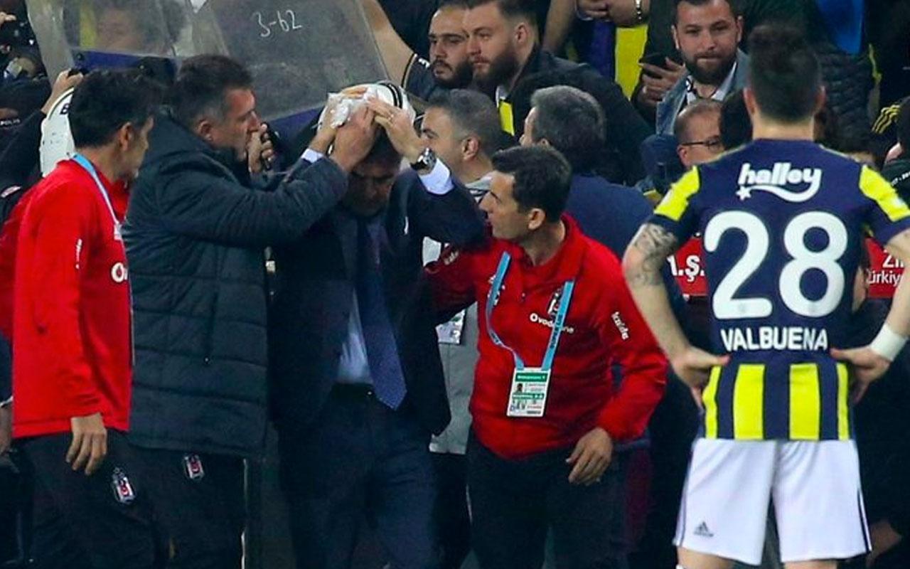 Olaylı Fenerbahçe-Beşiktaş derbisinde istenen cezalar belli oldu