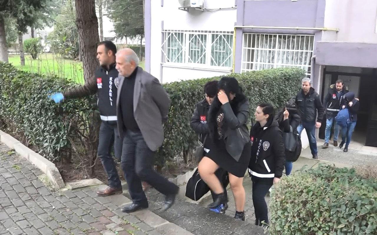 Kocaeli'de fuhuş operasyonu! Özbekistan uyruklu kadınları böyle kandırmışlar