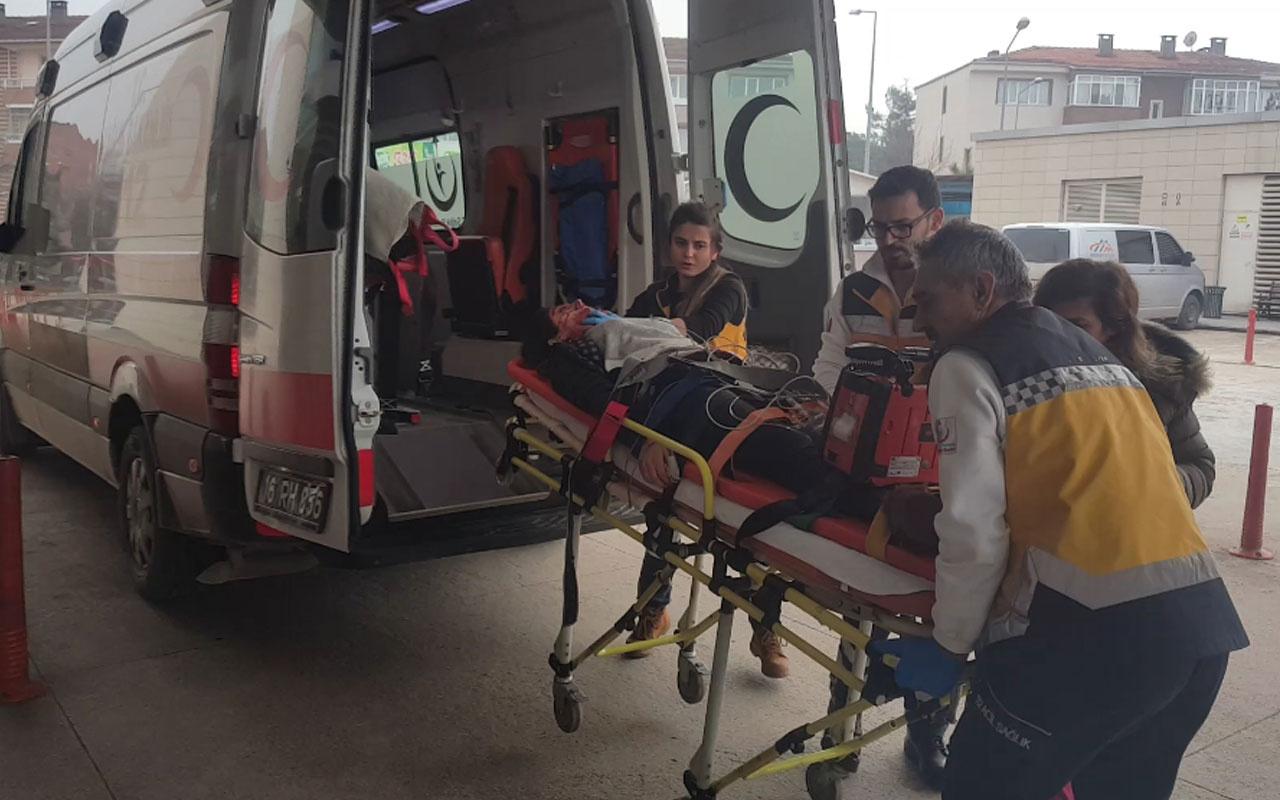 Bursa'da eski sevgili dehşeti! Sokak ortasında pompalı tüfekle kurşun yağdırdı