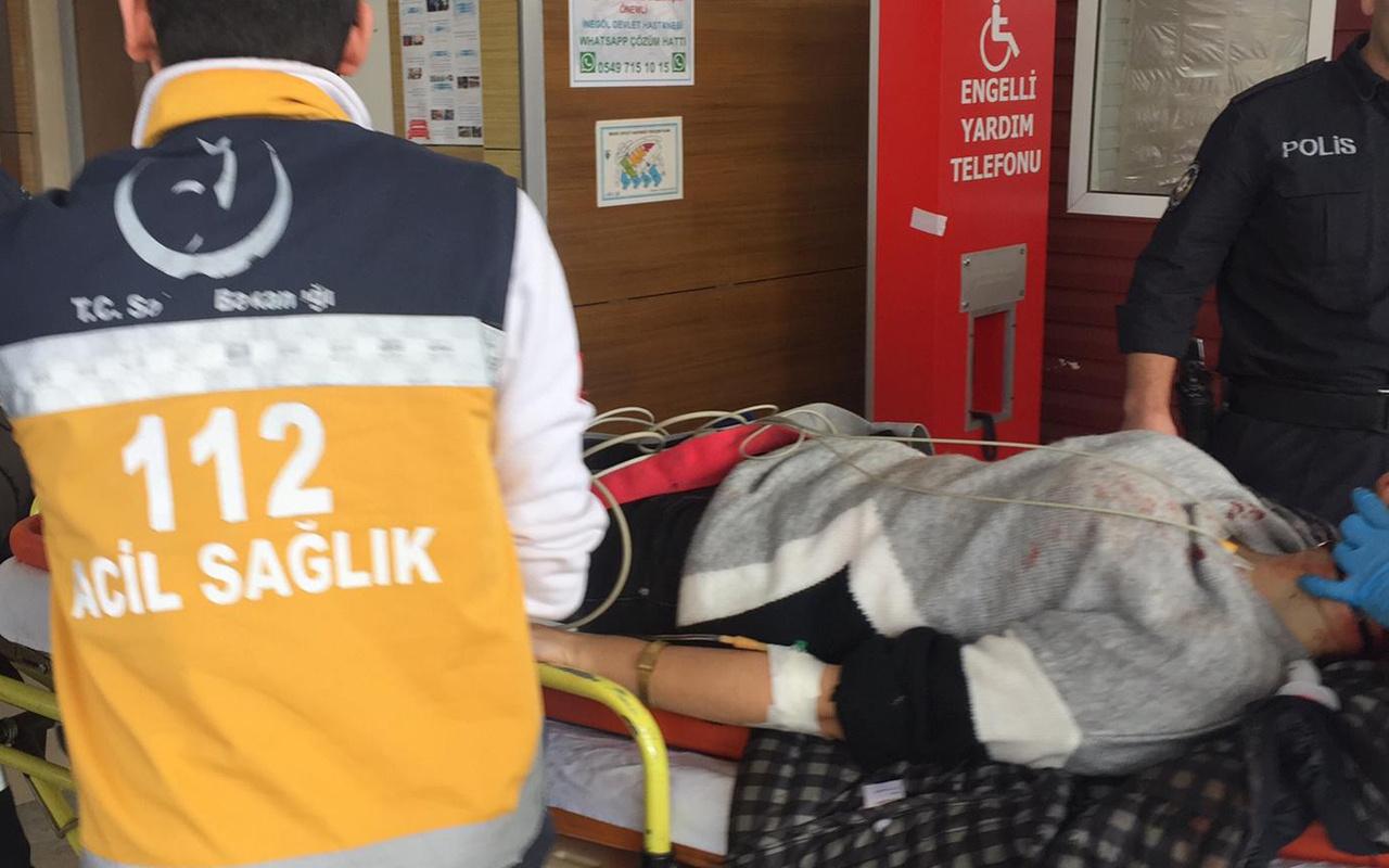 Bursa'da eski sevgili dehşeti