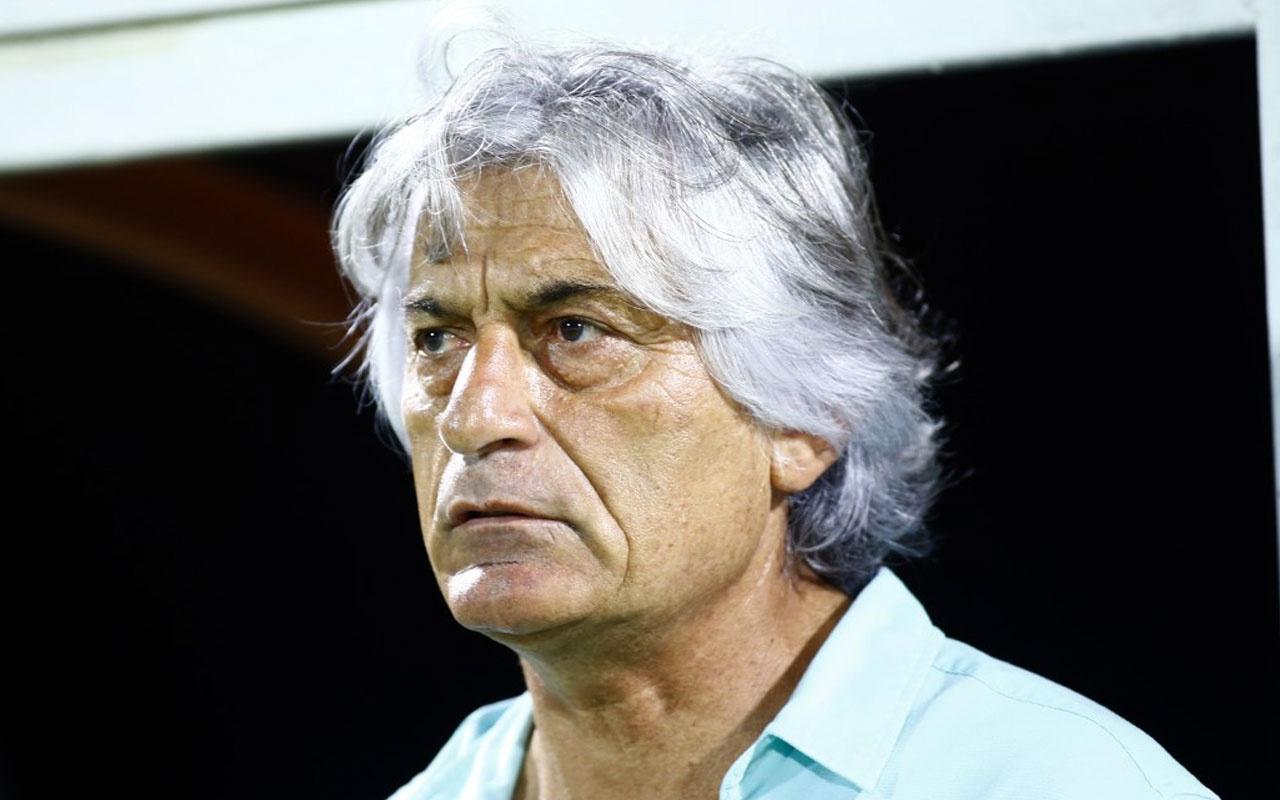 Giresunspor'un yeni teknik direktörü Kemal Kılıç oldu