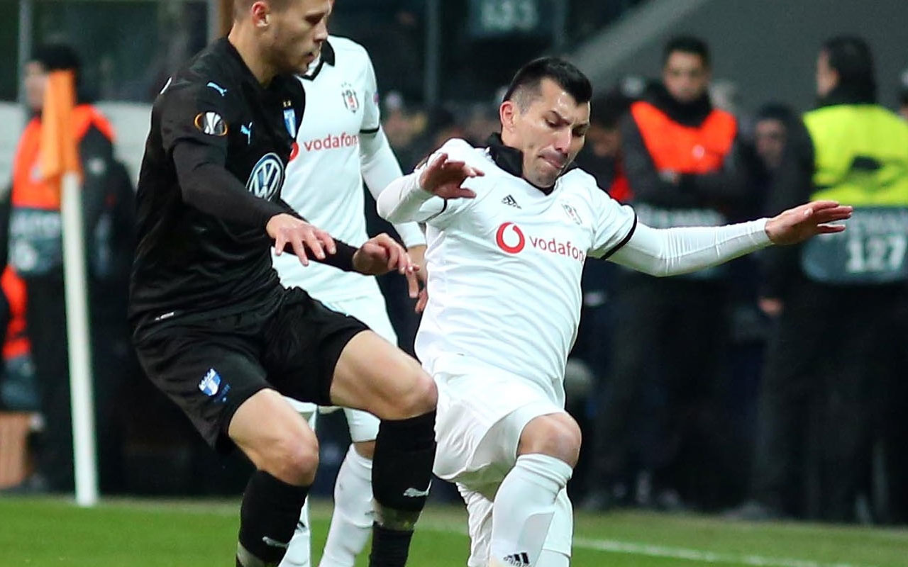 Beşiktaş'a Medel piyangosu