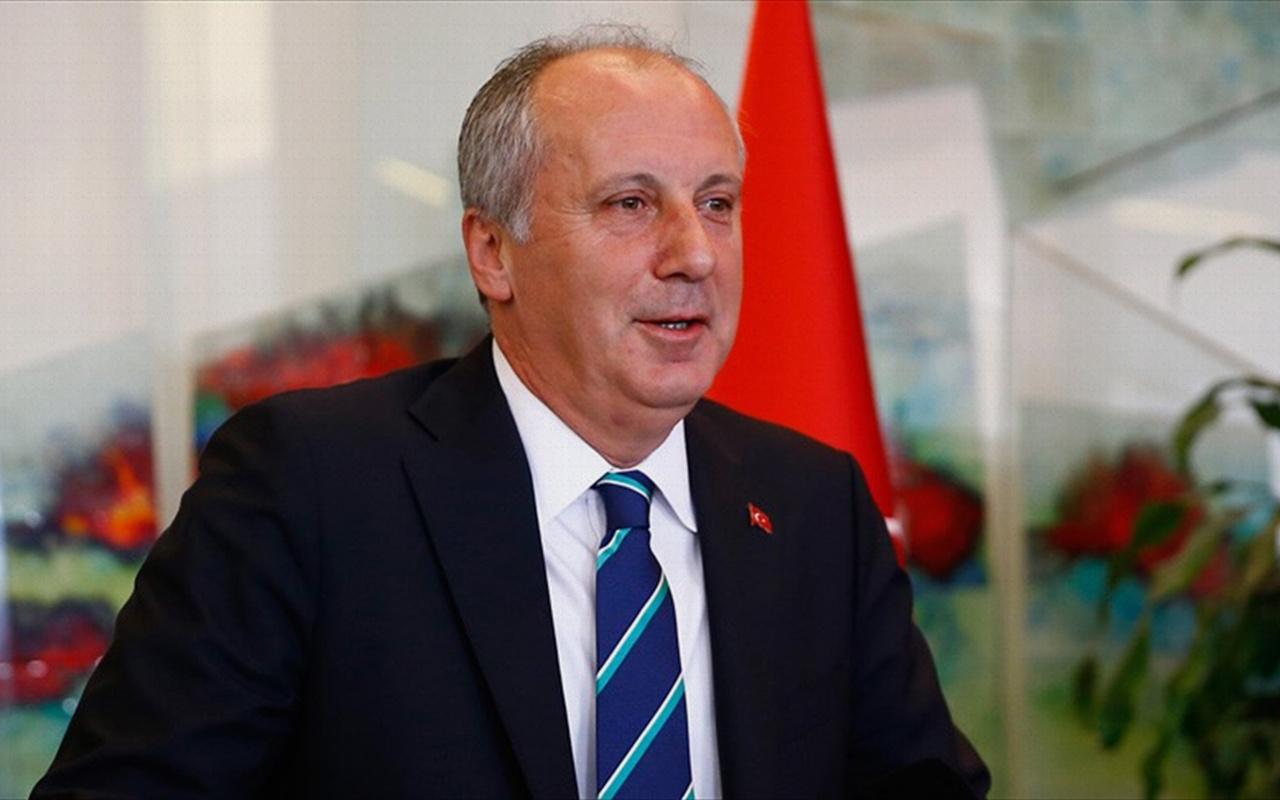 Muharrem İnce'den CHP Genel Merkezi'ne ağır eleştiri!