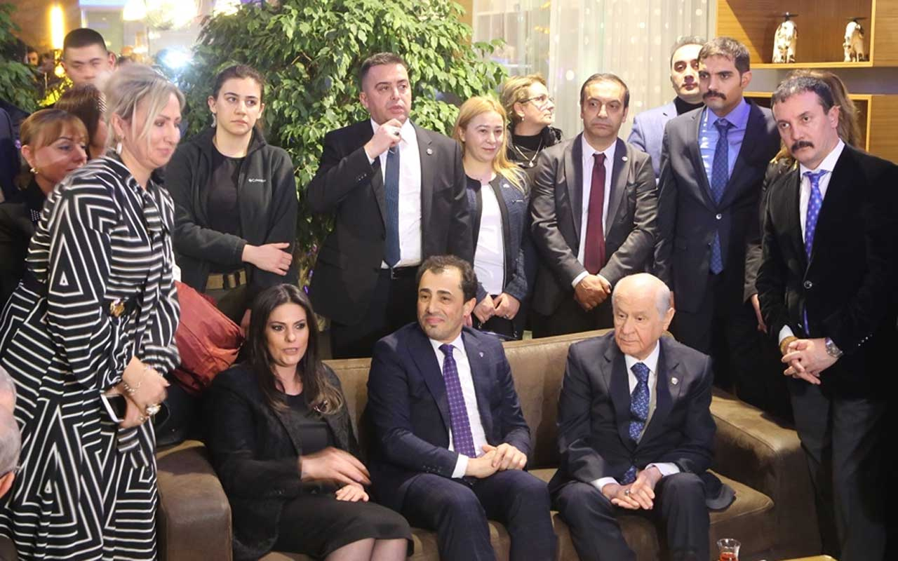 Bahçeli kutlama etkinlikleri için Adana'da