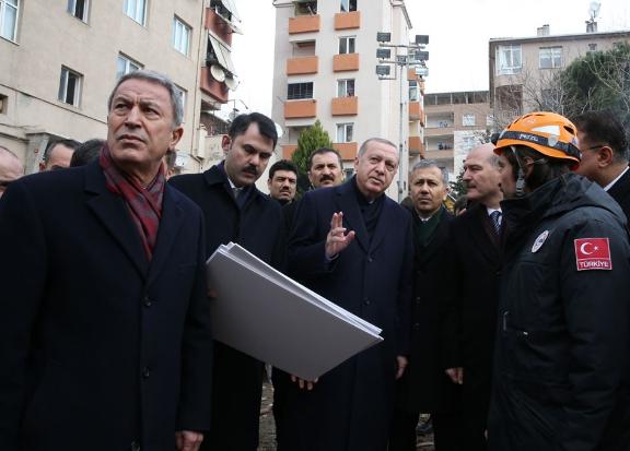 Enkazdan yaralı kurtarılan kadın o anları Erdoğan'a anlattı - Sayfa 2