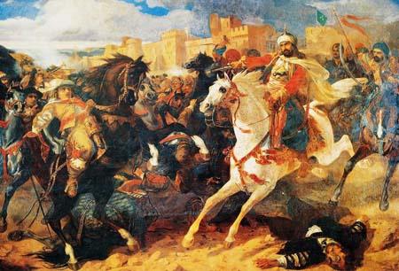 Alparslan'ın tarihe geçen ibretlik sözü!