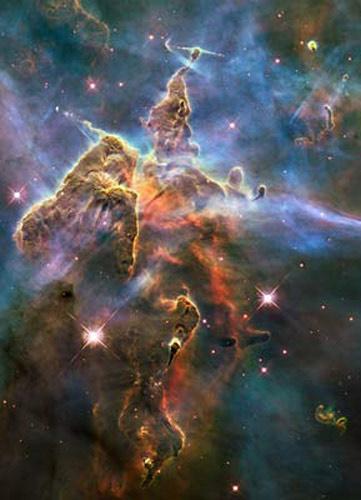 Evrenin sırrı bu fotoğraflarda gizli!