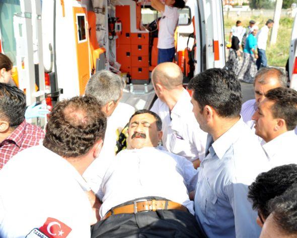 Antalya'da taşlı sopalı 'Beytüşşebap' kavgası