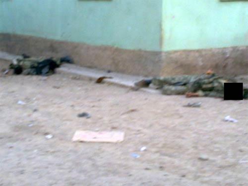 İşte öldürülen teröristlerin görüntüleri!