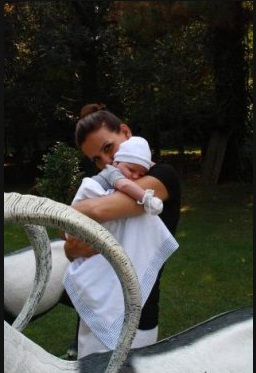 İşte Esra Erol'un bebeği!