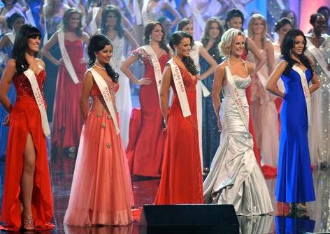 Dünya güzeli kızlar ülkesi Venezüella
