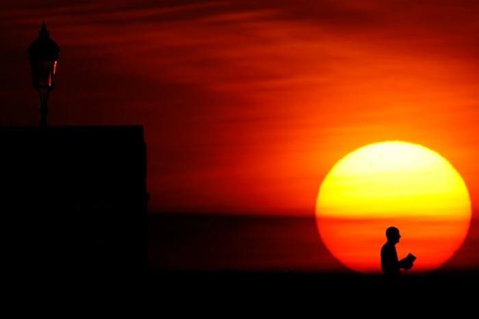 Dünyanın en güzel güneş fotoğrafları