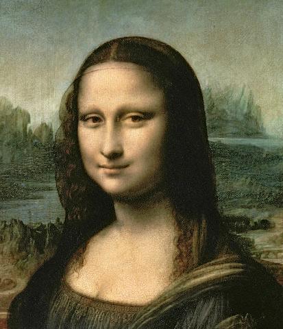 Mona Lisa'nın şifresi gözlerinde saklı