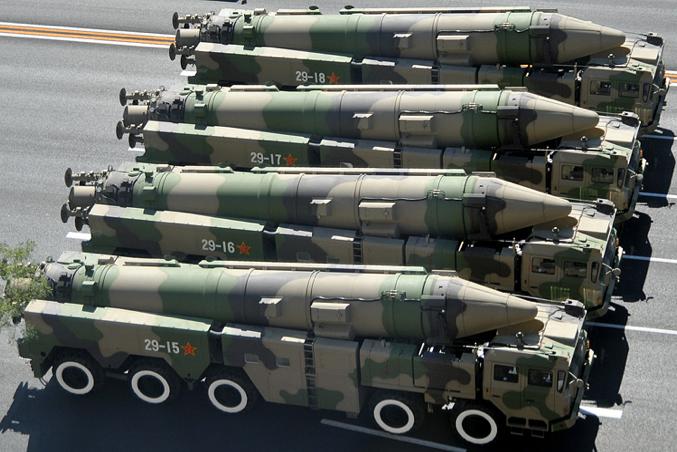 Çin'in bilinmeyen silahları!