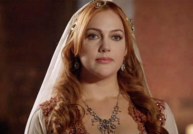 Meryem uzerli muhteşem yüzyıl