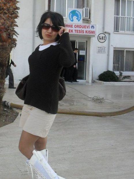 Kadın casus Narin Korkmaz'ın fotoğrafları
