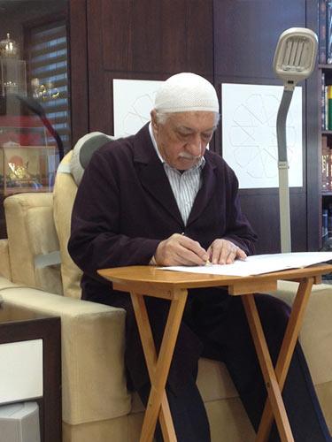 Fethullan Gülen'in yeni fotoğrafları yayınlandı