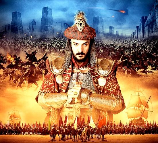 Fetih 1453 filminde fatih sultan mehmet i canlandıran devrim evin