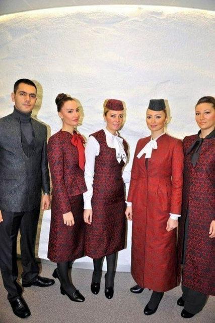 THY hostes ve pilot kıyafet