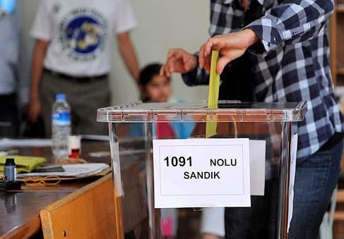 30 büyükşehirde yapılan son seçim anketi