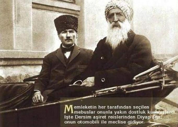Atatürk ün hiç görülmemiş 20 karesi