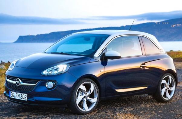 Otomobiller 2014 te piyasaya çıkacak opel adam 2013 21 mayıs 2013