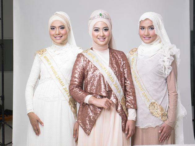 11 Miss Müslüman güzellik yarışması fotoğrafları video izle 2013