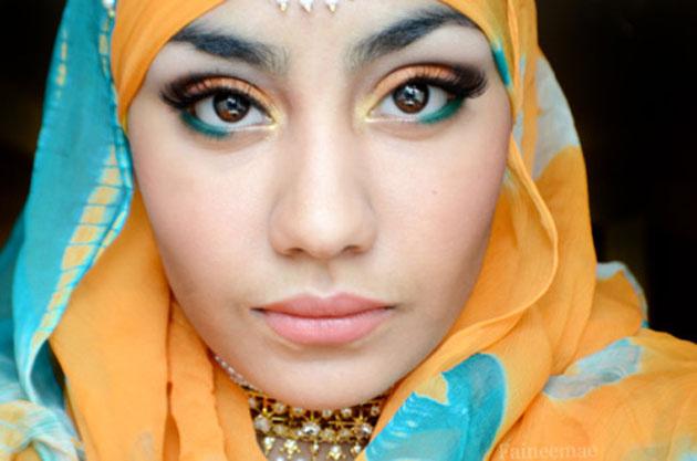 12 Miss Müslüman güzellik yarışması fotoğrafları video izle 2013