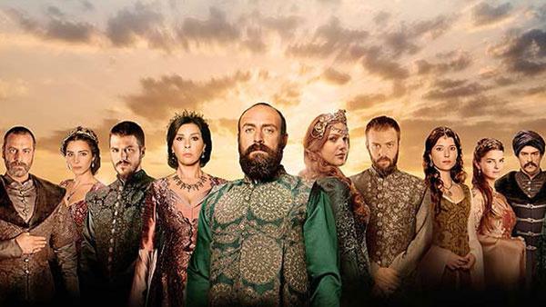Geri mi dönüyor hürrem sultan dönüyor meryem uzerli türkiye