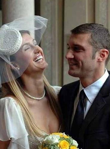 Ünlü isimlerin bilinmeyen düğün fotoğrafları