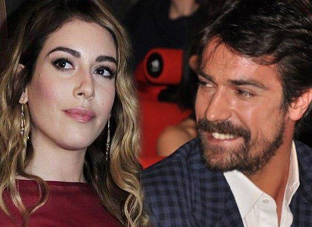 Şok olay! aşklarını deşifre ettiler -1-Güzel oyuncu Sinem Kobal ile aralarında aşk dedikoduları çıkan İbrahim Çelikkol tatilde yakalanmışlardı.