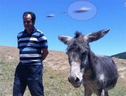 Gel de inanma! Olay UFO fotoğrafları
