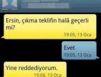 En güzel Türk işi cevaplar