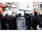 Başbakan Davutoğlu'na Tunceli'de protesto