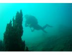 Van Gölü'nün derinlikleri keşfedildi