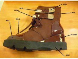 Bu ayakkabılar zehirli!
