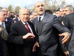 Devlet Bahçeli Tunceli'yi ziyaret etti