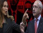 Hülya Avşar'dan Kılıçdaroğlu'na zeytin dalı