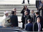 Cumhurbaşkanı Erdoğan, Katar Emiriyle Cuma namazı kıldı