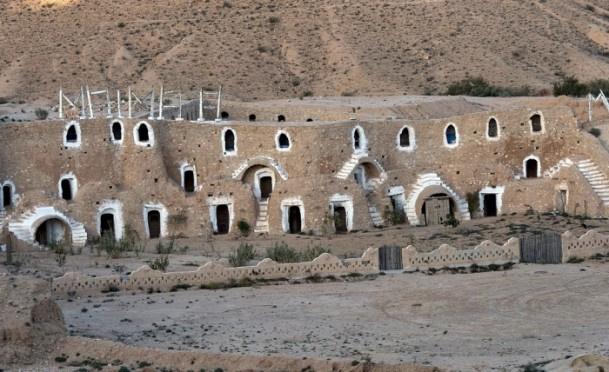 Tunus ta bin yıllık yeraltı şehri foto galerisi 2 19 aralık