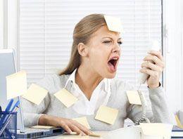Stresin sebepleri