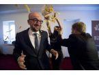 Belçika başbakanına patatesli protesto