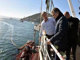 Abdullah Gül balık avladı