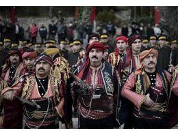 Atatürk'ün Ankara'ya geliş yıldönümü kutlandı
