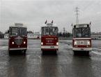 İstanbul'a nostaljik otobüsler geliyor