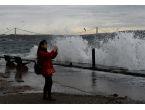 İstanbul ve Çanakkale'de lodos krizi!