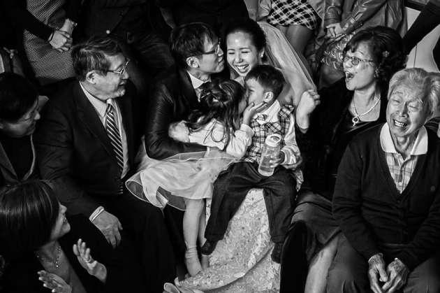 Yılın en iyi düğün fotoğrafları seçildi