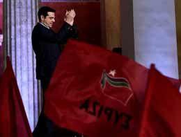 Yunanistan'da seçimi kazanan Aleksis Çipras'ın 2 günü var
