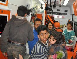 17 Suriyeli'yi Mehmetçik kurtardı